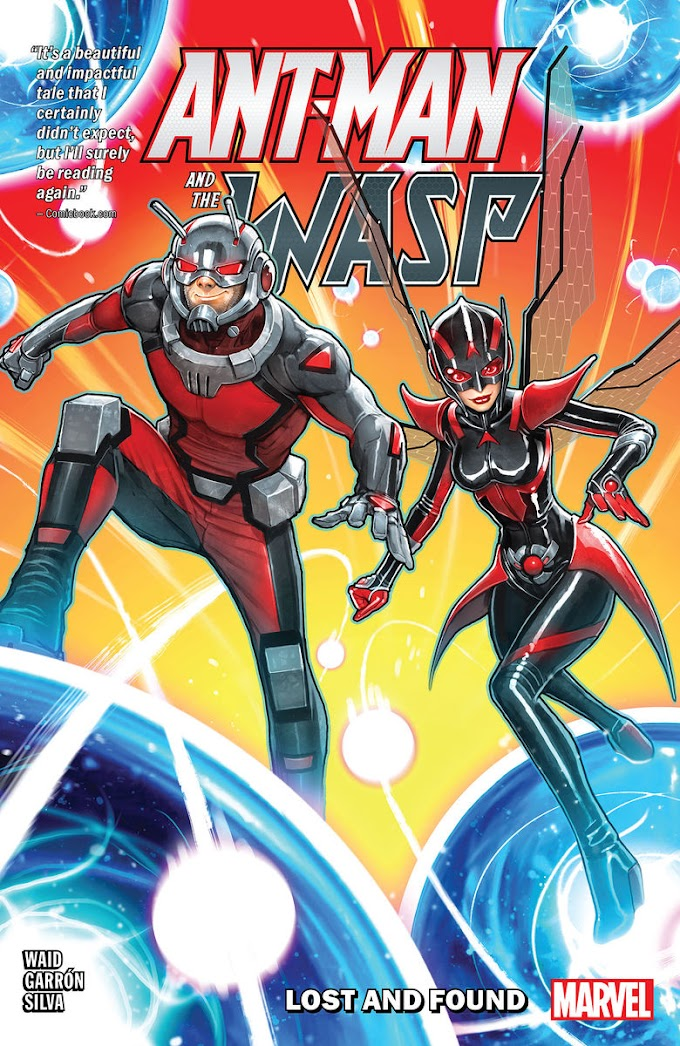 [PDF] Free Download and Read Online Ant-Man And The Wasp By Mark Waid