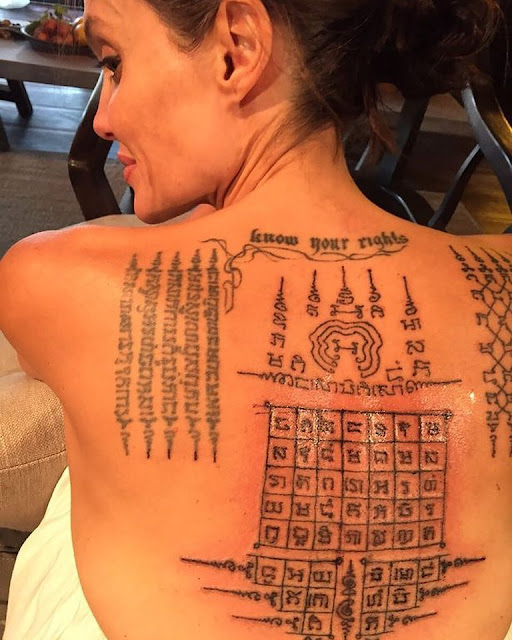 Celebrity Tattoos designs and ideas of Tattoo Removal