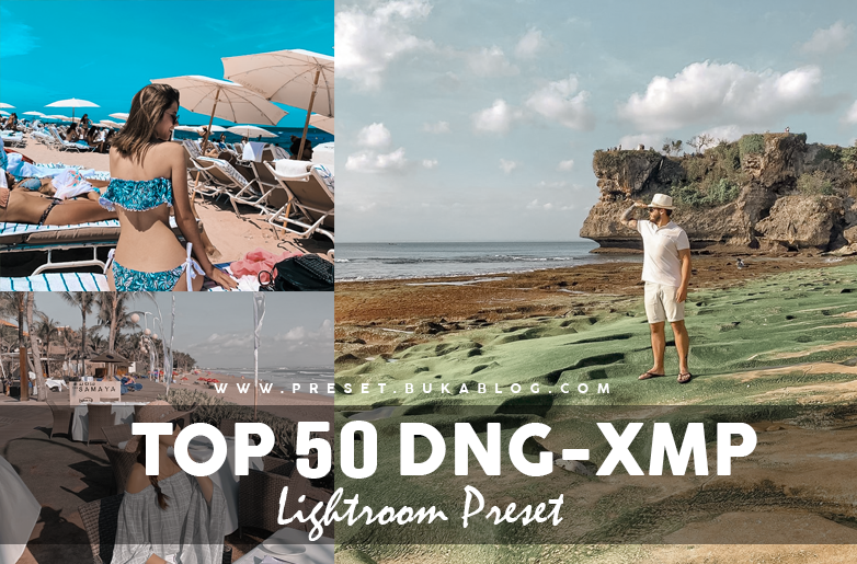 Free 50+ Lightroom Preset Pack XMP & DNG