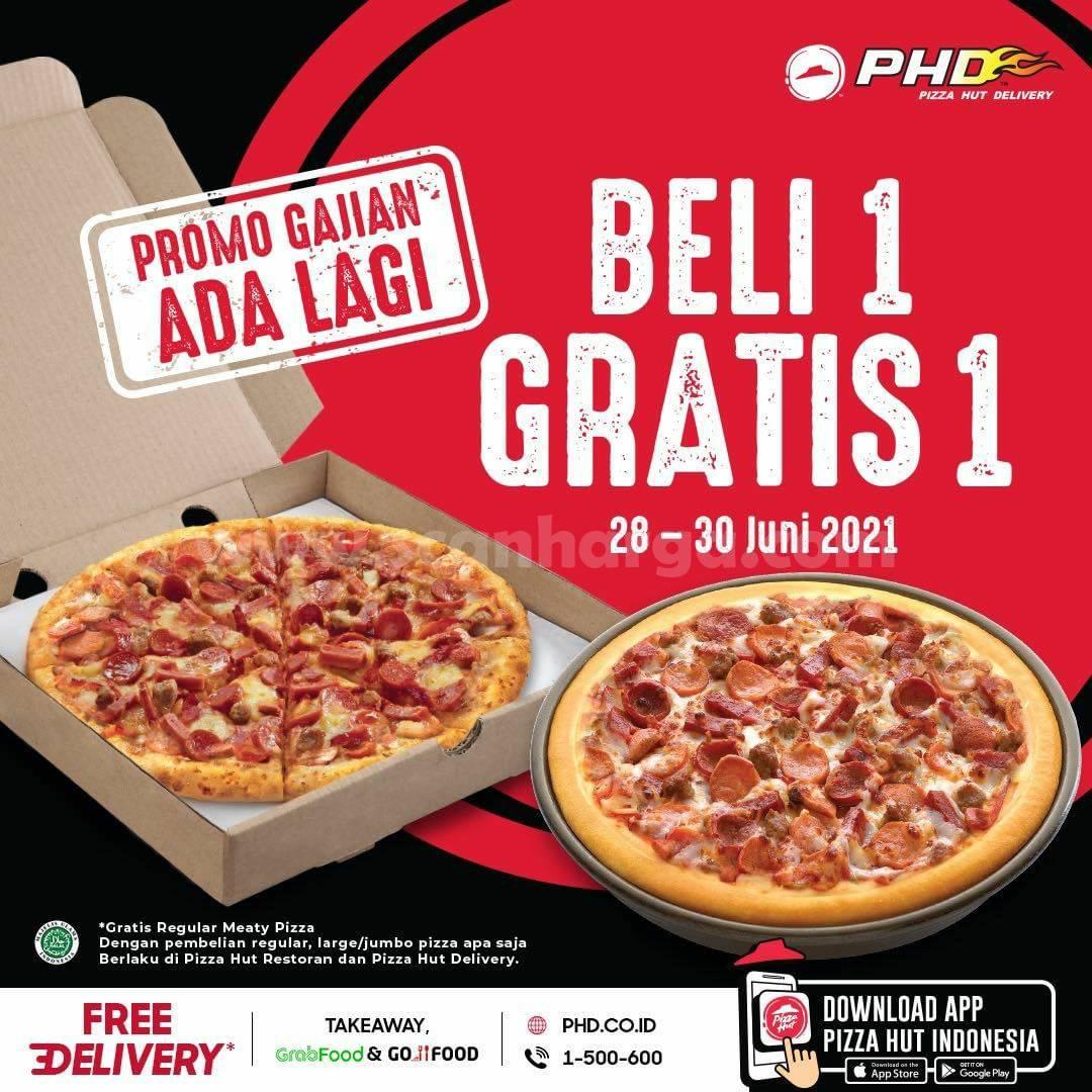 PHD Promo GAJIAN - BELI 1 GRATIS 1 ADA LAGI!