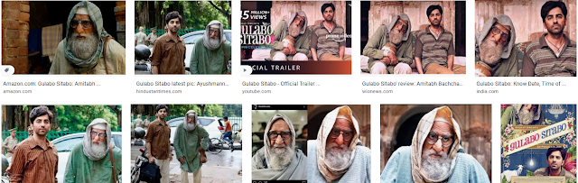 New Movie Gulabo Sitabo  Bollywood Movie Review | ashoppingreviwa.com