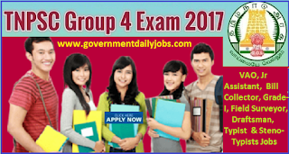 TNPSC Recruitment 2017 Apply online for 9351 Posts in Civil Services Exam-4