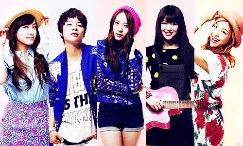 f(x) Profile | ALL ABOUT KOREA F(x) Members