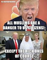 donald trump meme muslims