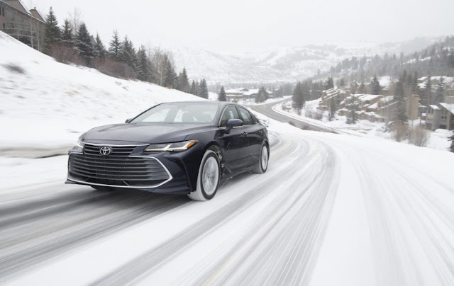 2021 Toyota Avalon Review
