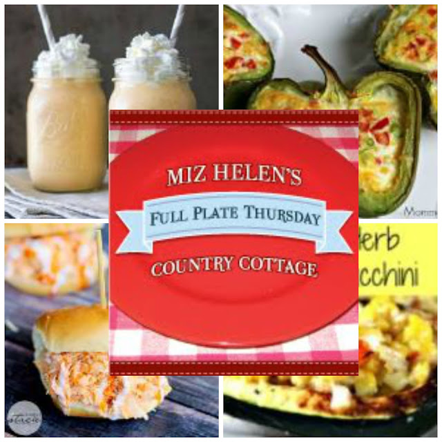 Full Plate Thursday,450 at Miz Helen's Country Cottage