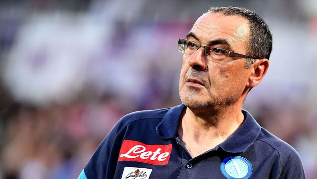 EPL: Sarri calls Chelsea players 'mentally confused'