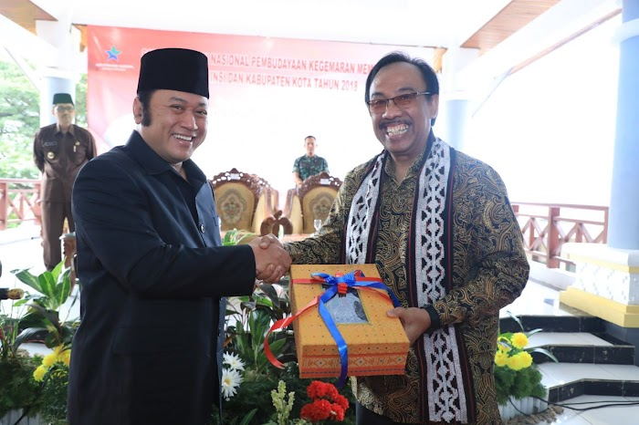 Pemkab Lampung Selatan Gelar Gebyar Gelora Pustaka Gemilang 2018