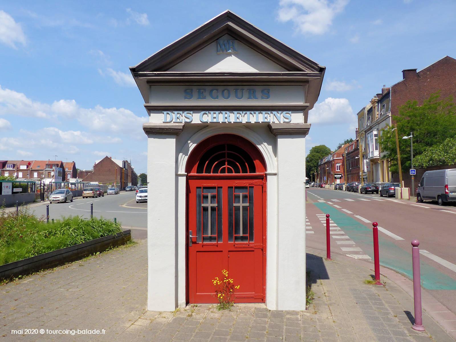 Chapelle Secours des Chrétiens, Tourcoing 2020