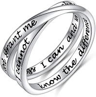 serenity prayer ring