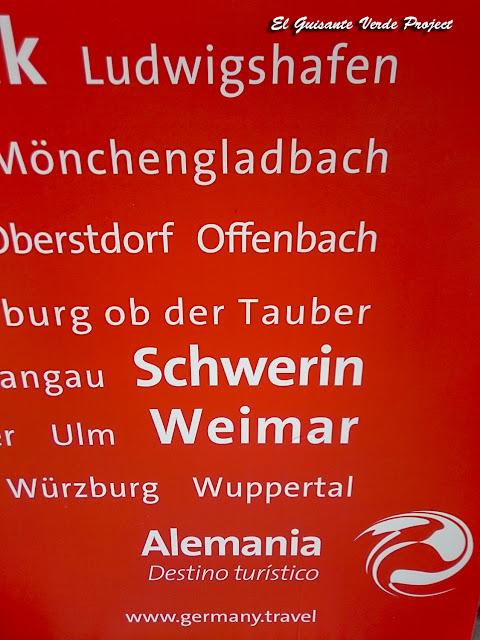 Alemania Destino Turístico por El Guisante Verde Project