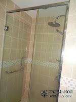 The Manor 2 HCM bán căn hộ block G 36m2 | phòng tắm