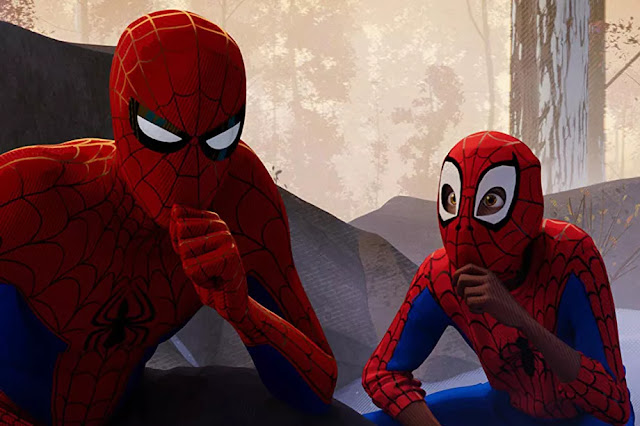 Spider-Man Un Nuovo Universo  Film