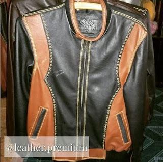Jaket Kulit Asli Garut Kualitas Premium Harga Murah