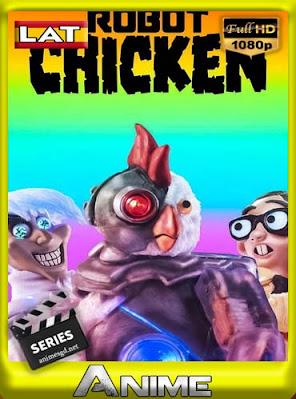 Robot Chicken (2005) Temporada 1-3 HMAX WEB-DL [1080p] Latino [GoogleDrive]DizonHD