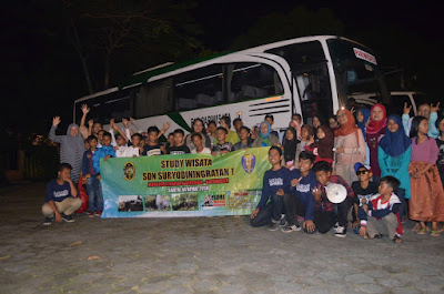 Study Tour SD Jogja - One Day Trip