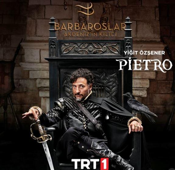 Barbaroslar Pietro Kimdir?