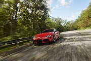 The new Toyota Supra will be produced in a very small number of years