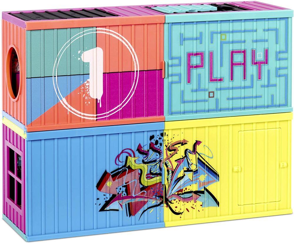 Кукольный домик клуб для кукол L.O.L. Surprise Clubhouse Playset