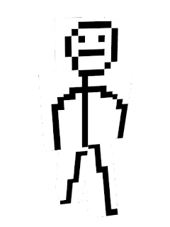 Stick Figure Minecraft Skin