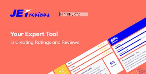JetReviews v2.0.0 – Reviews Widget for Elementor