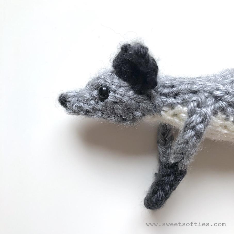 Walter the Wolf | Recipe | Crochet wolf, Crochet patterns ... | 907x907