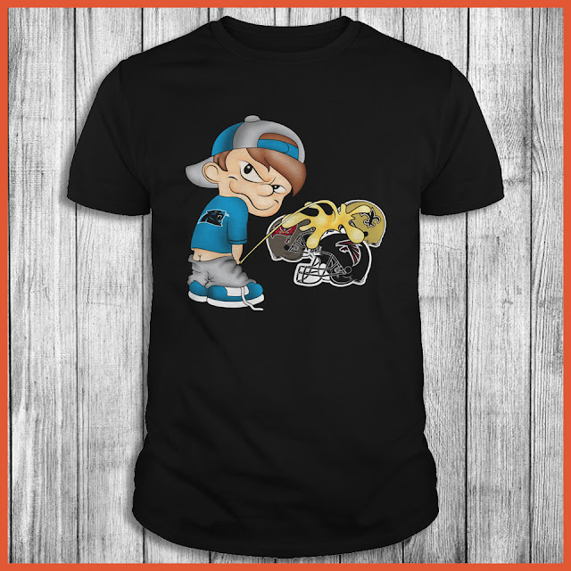 Carolina Panthers Piss On The Saints, Falcons, Buccaneers Shirt