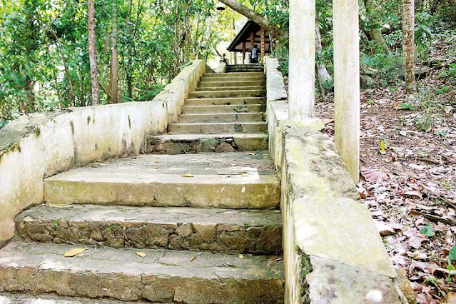 සිත් සුවපත් වන -  කොග්ගල තලාතුඩුව ආරණ්ය සේනාසනය ☸️🙏😇 (Koggala Thalathuduwa) - Your Choice Way