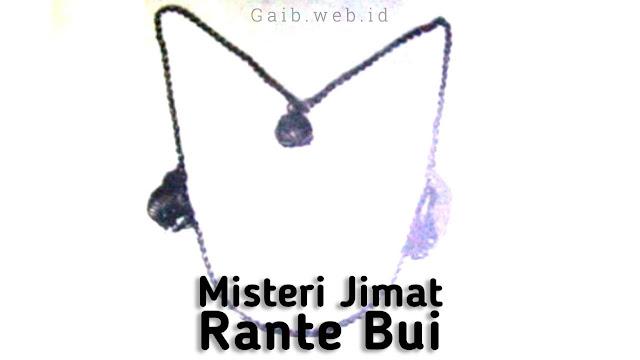 Misteri Rantai Babi Aceh