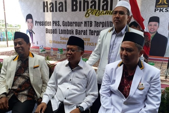 Presiden PKS: TGB Itu Ulama, Punya Perhitungan Luar Biasa