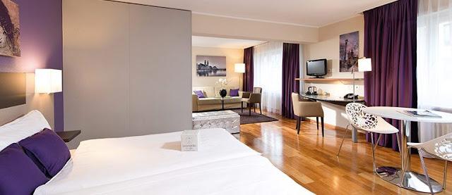 Hotel na Suiça em Zurique