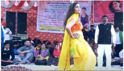 Sapna Choudhary did a bang dance on 'Chetak' song, being seen repeatedly
