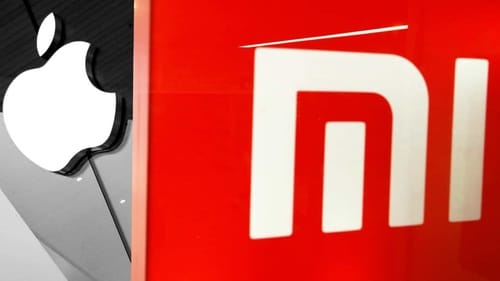 Xiaomi replaces Apple from the third position in the cellular market