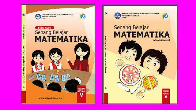 Buku matematika kelas 5 SD K13