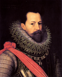 Otto van Veen's 16th century portrait of Alessandro Farnese