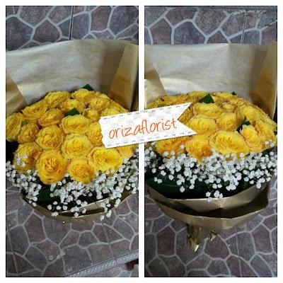 jual bunga meja surabaya, bunga meja murah surabaya, harga 1 buket bunga mawar di surabaya