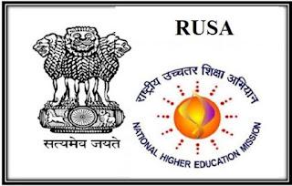 Rashtriya Uchchatar Shiksha Abhiyan Assam Recruitment 2019