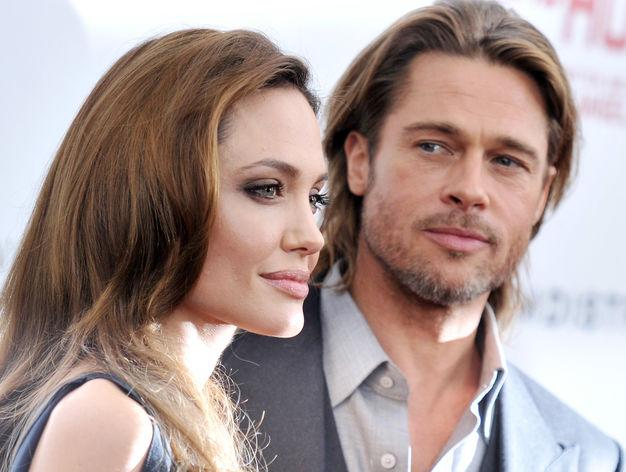 Brad Pitt se pronuncia ante su divorcio de Angelina Jolie.