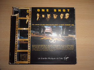 ONE SHOT - Taxi 2 (CD + slipcase) - CD