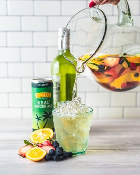 ginger ale cocktail ideas
