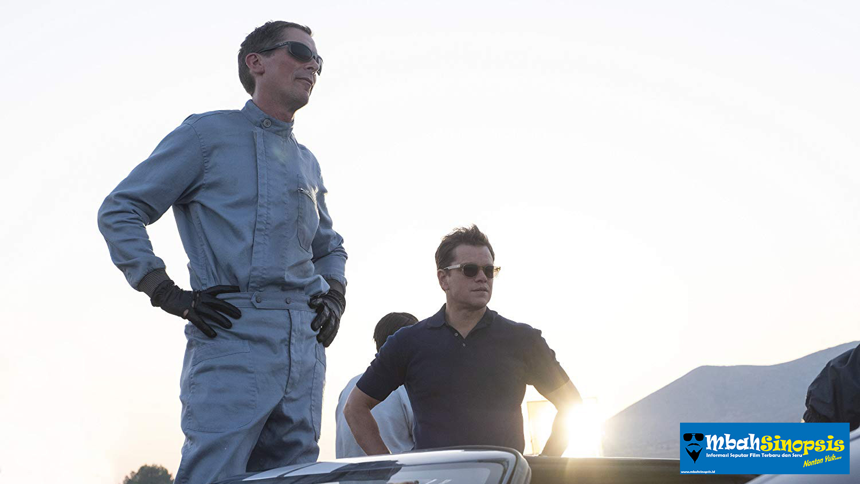 Sinopsis Film Ford v Ferrari 2019