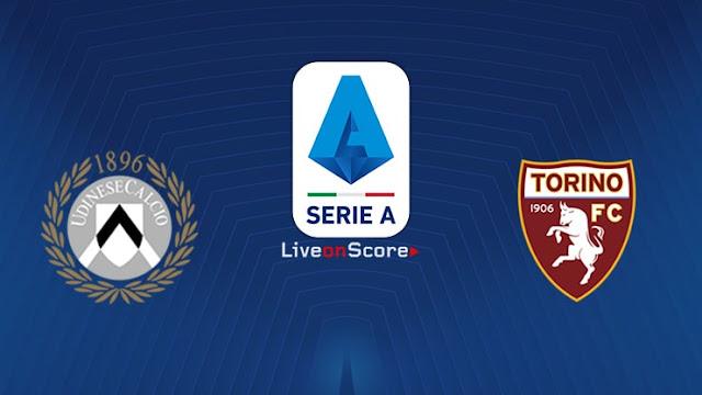مشاهدة مباراة تورينو وأودينيزي بث مباشر اليوم 23-6-2020 الدوري الإيطالي