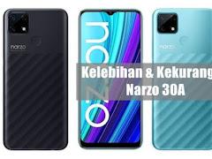 Kelebihan dan Kekurangan Realme Narzo 30A