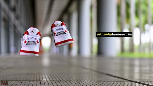 Air Jordan IV Fire Red Toddler