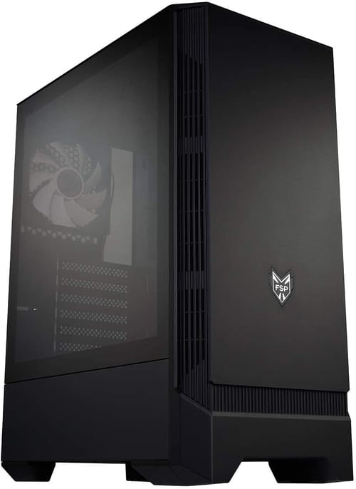 Review FSP CMT260 ATX Mid Tower PC Computer Case