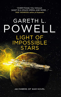 Light of Impossible Stars by Gareth L. Powell