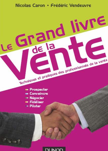 Télécharger Le grand livre de la vente Techniques et pratiques des professionnels de la vente en pdf gratuitement