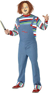 Child's Play, Chucky, Halloween Costume, Horror Movie Halloween Costume, Stephen King Store