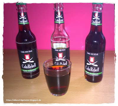 Cola Rebell Pur Classic