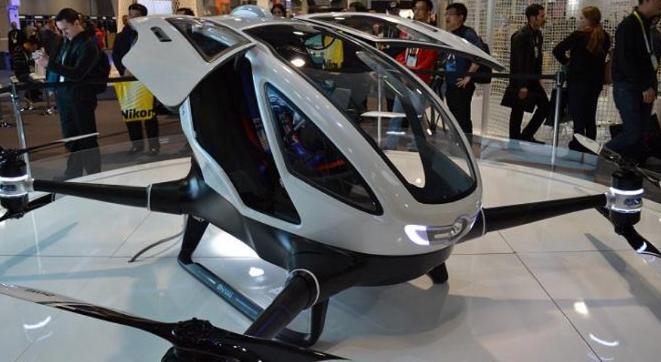 Keren ,,, Kendaraan Terbaru 2016 dan Bisa Dibuat Untuk Bawa Penumpang